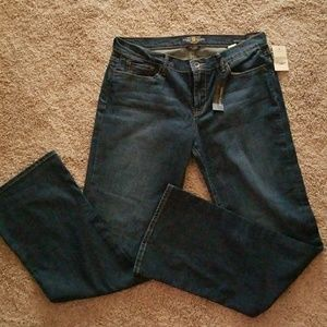 Lucky Brand Sweet N Low Jeans NWT Size 14 long